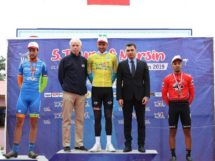 Peter Koning sul podio al Tour of Mersin © Facebook