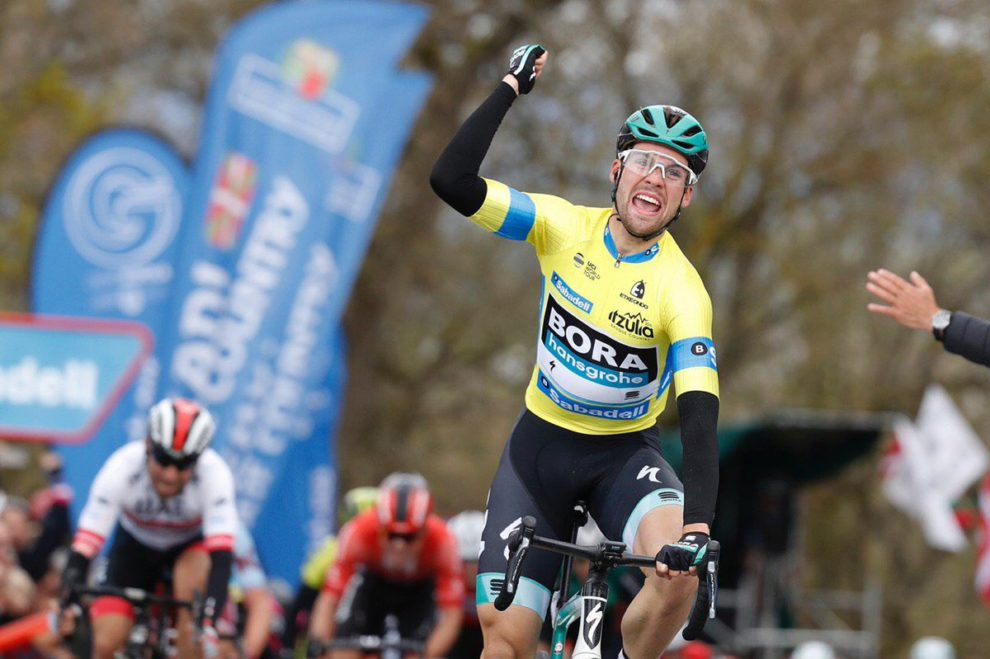 Maximilian Schachmann vince ancora all'Itzulia Basque Country © Itzulia Basque Country