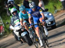 Julian Alaphilippe e Jakob Fuglsang in fuga all'Amstel Gold Race © Getty Images
