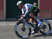 Giacomo Nizzolo in maglia Team Dimension Data © Team Dimension Data