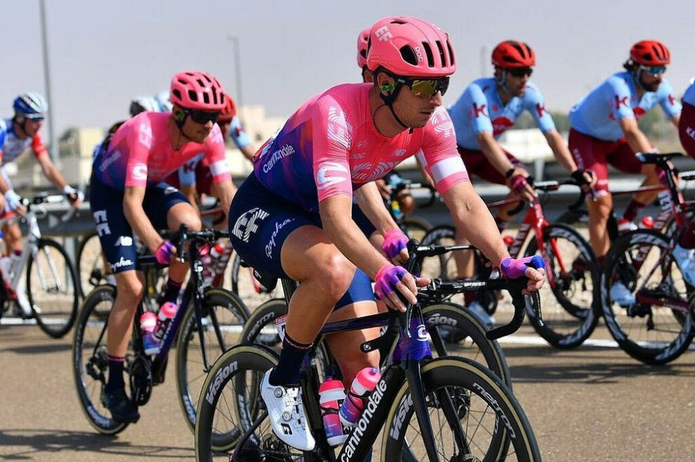 Sacha Modolo in maglia EF Education First © Getty Images