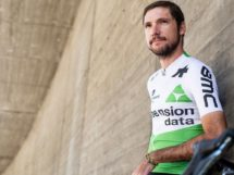Jacques Janse van Rensburg © Team Dimension Data
