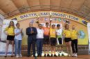 Il podio finale al Baltyk Karkonosze Tour © CCC Development Team