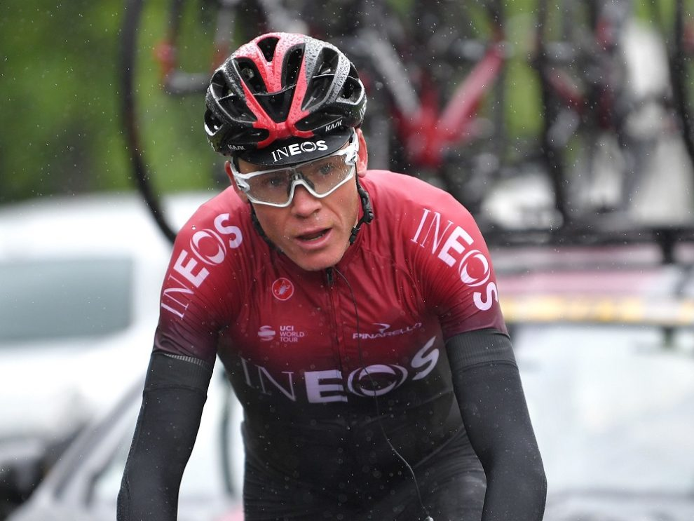 Chris Froome © Team Ineos