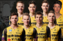 Il Team Jumbo-Visma per il Tour de France