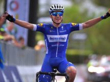 Remco Evenepoel vince all'Adriatica Ionica Race © Getty Images