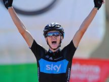 Chris Froome alla Vuelta 2011 © Team Ineos