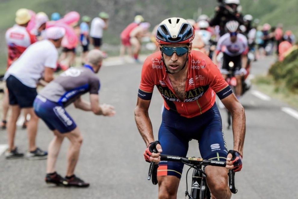 Vincenzo Nibali al Tour de France © ASO