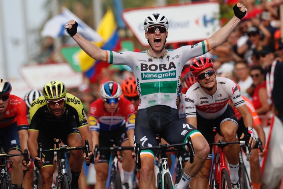 Sam Bennett vince ad Alicante © Photo Gómez Sport