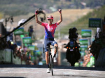 Joe Dombrowski vince al Tour of Utah © EF Education First