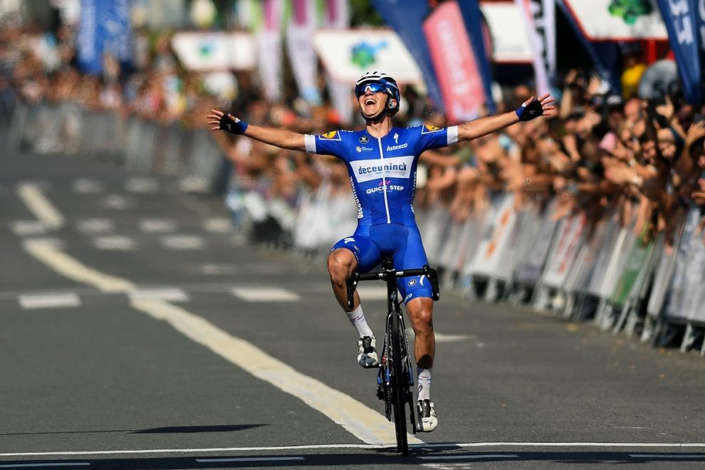 Remco Evenepoel vince a San Sebastián © Getty Images