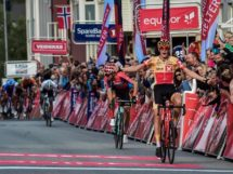 Markus Hoelgaard vince all'Arctic Race of Norway © ARN - Gautier Demouveaux