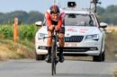 Johan Jacobs in azione a cronometro © Cyclingsite GVJ