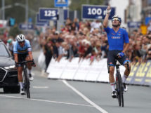 Elia Viviani domina l'Europeo ad Alkmaar! © Getty Images-Deceuninck Quick Step