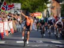 Marianne Vos vince anche in Norvegia © Ladies Tour of Norway - Anton Vos