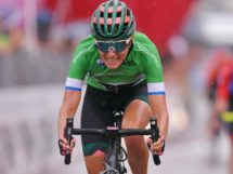 Sofie De Vuyst in azione all'ultimo Giro Rosa © Getty Images