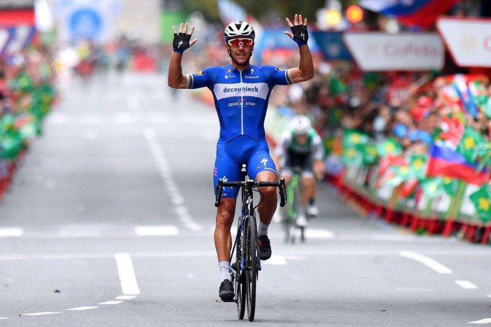 Philippe Gilbert vince a Bilbao © Getty Images