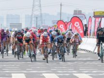 La vittoria di Park al Tour of China I © Tour of China I