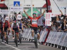 La vittoria di Pascal Ackermann al Tour of Guangxi © Tour of Guangxi