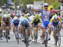 Marc Sarreau conquista la Paris-Bourges © Groupama-FDJ