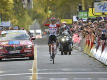 Jelle Wallays conquista di nuovo la Paris-Tours © ASO - Bruno Bade