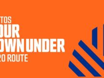 Il logo del Tour Down Under 2020