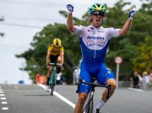 Shane Archbold si laurea campione neozelandese in linea © New Zealand Cycling Federation - Elko Media