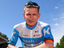 André Greipel in maglia Israel Start-Up Nation © Bettiniphoto