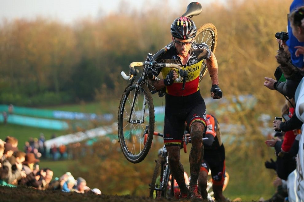 Sven Nys in azione © Getty Images