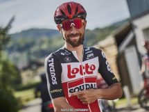 Thomas De Gendt in maglia Lotto Soudal © Facepeeters Photography