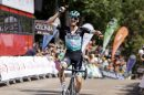 Felix Grossschartner esulta alla Vuelta a Burgos © Bettiniphoto