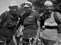 Il podio del Tour de France 1938 © Flickr