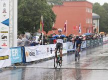 Alo Jakin ha la meglio al Baltic Chain Tour © Baltic Chain Tour