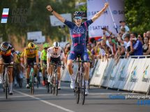 La netta vittoria di Jordi Meeus al Czech Tour © Cycling Photography
