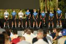 La NTT Pro Cycling alla presentazione del Tour de France © ASO/Alex Broadway