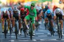 Sam Bennett conclude con una vittoria il Tour de France © Getty Images