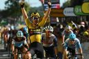 Wout van Aert si ripete al Tour de France © ASO - Alex Broadway