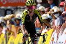 Adam Yates al Tour de France 2020 © Mitchelton-Scott