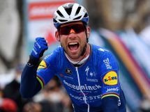 La gioia di Mark Cavendish © Getty Images