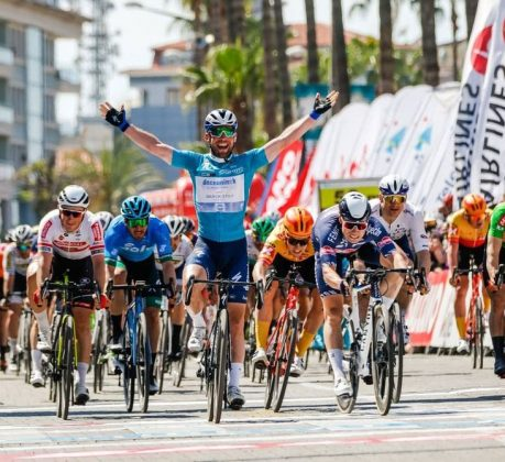 Mark Cavendish vince anche ad Alanya © Tour of Turkey