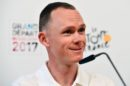 Chris Froome in conferenza stampa © ASO - Alex Broadway