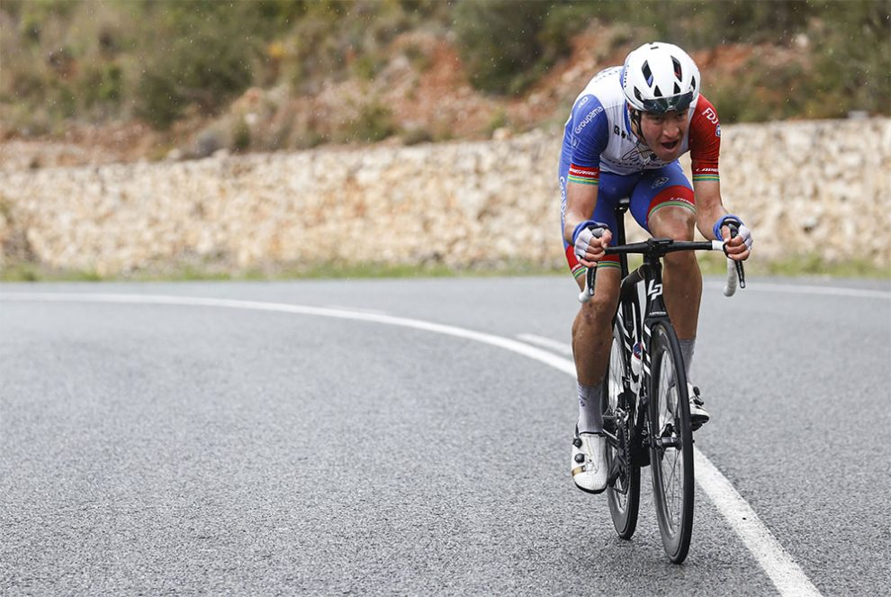 Miles Scotson © Groupama-FDJ
