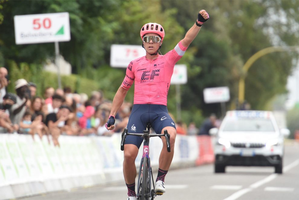 Due vittorie in due giorni per Michael Valgren in Toscana © EF Pro Cycling